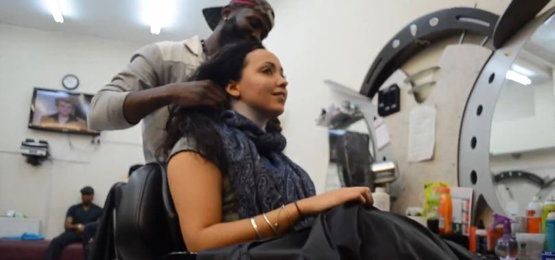 Women Haircut Stories In Barber Shops | Short Hairstyle 2013