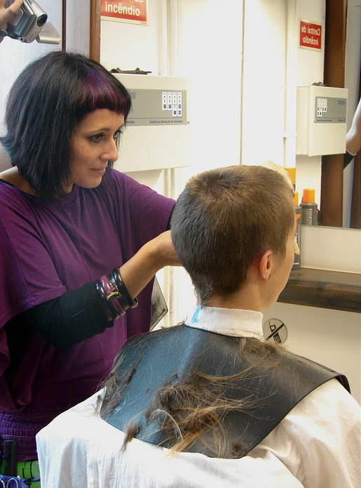 Forced Female Hair Cut Stories