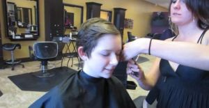 Salon Pixie Cut 10