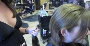 Salon Pixie Cut 4