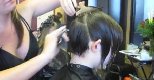 Salon Pixie Cut 7