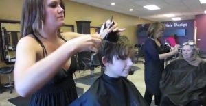 Salon Pixie Cut 9