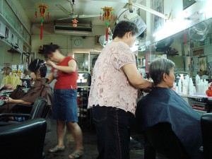 Traditional Hair Salon