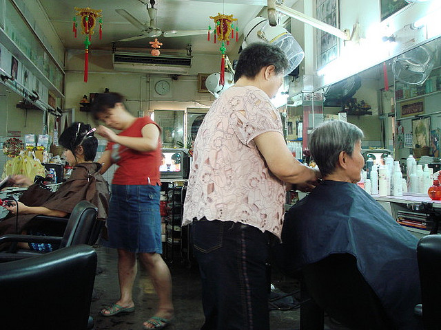 Traditional Hair Salon